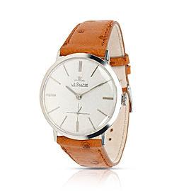 Lecoultre Classique Classique Unisex Watch in 14kt White Gold