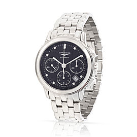 Longines Les Grande Flagship L4.803.4 Men's Watch in Stainless Steel
