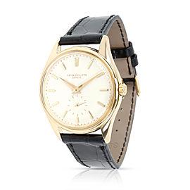 Patek Philippe Calatrava 3428 Men's Watch in 18kt Yellow Gold