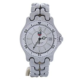 Tag Heuer Professional Quartz Mens Watch WG - 111B