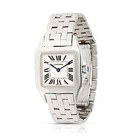 Cartier Demoiselle W25065Z5 Women's Watch in Stainless Steel
