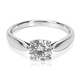 Tiffany Harmony Diamond Engagement Ring in Platinum (1.06 ct H/VS1)