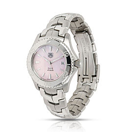 Tag Heuer Link WJ1315.BA0573 Women's Watch in Stainless Steel