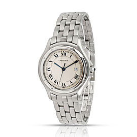 Cartier Cougar 987904 Unisex Watch in Stainless Steel