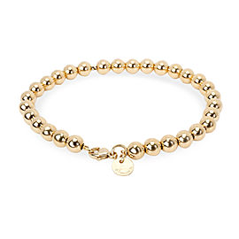 Tiffany & Co. Tiffany Hardware Ball Bracelet in 18K Yellow Gold