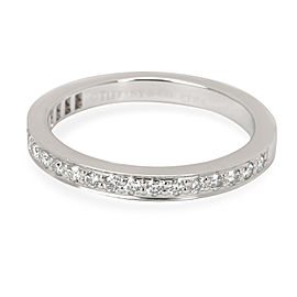Tiffany & Co. Grace Diamond Wedding Band in Platinum (0.21 CTW)