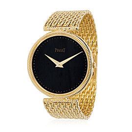 Piaget Dress 2631 P31 Unisex Watch in 18K Yellow Gold