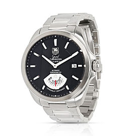 Tag Heuer Grand Carrera WAV511A.BA0900 Men's Watch in Stainless Steel