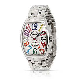 Franck Muller Color Dreams 5850 SC COL DRM Men's Watch in Stainless Steel