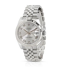 Rolex Datejust 178274 Unisex Watch in 18kt Stainless Steel/White Gold