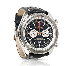 Breitling Chrono-matic A41360 Men's Watch in Stainless Steel