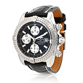Breitling Chronomat Evolution A13356 Men's Watch in Stainless Steel