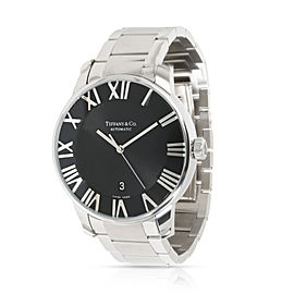 Tiffany & Co. Atlas 3-Hand Z1810.68.10A.00A Men's Watch in Stainless Steel
