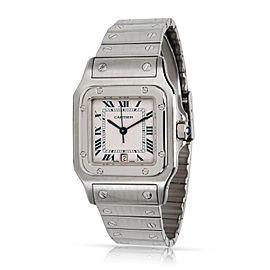 Cartier Santos Galbee W20060D6 Men's Watch in Stainless Steel