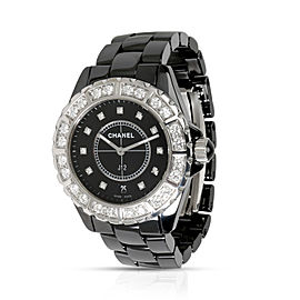 Chanel J12 H2428 Unisex Watch in Ceramic