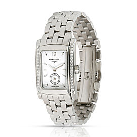 Longines Dolce Vita L5.155.0 Women's Watch in Stainless Steel