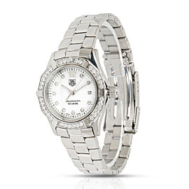 Tag Heuer Aquaracer WAF1416.BA0813 Women's Watch in Stainless Steel