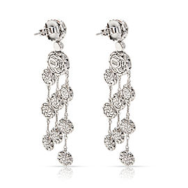 John Hardy Palu Chandelier Earrings in Sterling Silver