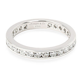Tiffany & Co. Channel Set Diamond Band in Platinum 1.40 CTW