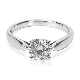 Tiffany Harmony Diamond Engagement Ring in Platinum (1.06 ct H/VS1)