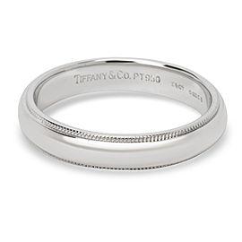 Tiffany & Co. Milgrain Wedding Band 4mm