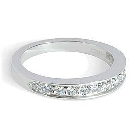 Tiffany & Co. Diamond Wedding Band in Platinum (0.24 CTW)