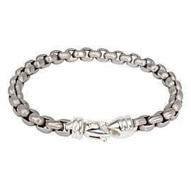 David Yurman Extra Large Box Chain Bracelet