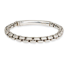 David Yurman Pave ID Bracelet with Black Diamonds 2.51 CTW