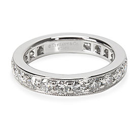 Tiffany & Co. Legacy Band in Platinum 1.31 CTW