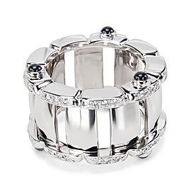 Patek Phillipe Twenty Four Collection Diamond Ring in 18KT Gold 0.54 ctw
