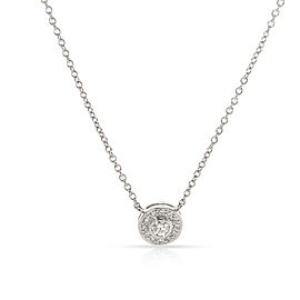 Tiffany & Co. Circlet Diamond Necklace in Platinum (0.26 CTW)