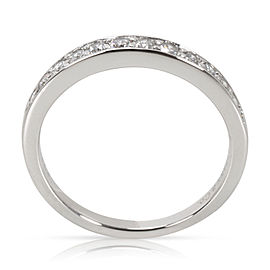 Tiffany & Co. Diamond Wedding Band in Platinum (0.25 CTW)