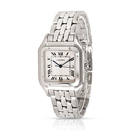 Cartier Panther W25032P5 Unisex Watch in Stainless Steel