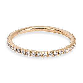 Tiffany & Co. Metro Diamond Band in 18K Yellow Gold 0.19 CTW