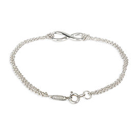 Tiffany & Co. Infinity Bracelet in Sterling Silver