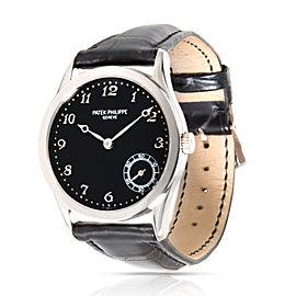 Patek Philippe Calatrava 5026G-001 Men's Watch in 18kt White Gold