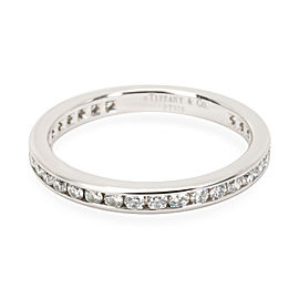 Tiffany & Co. Diamond Eternity Band in Platinum 0.56 CTW