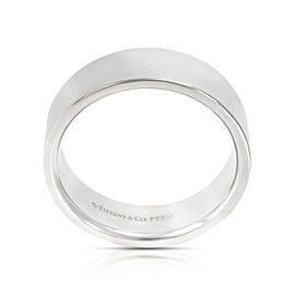 Tiffany & Co. 6mm Band in Platinum