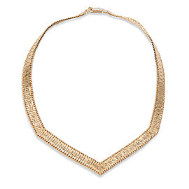 F & F Felger for Cartier Vintage Necklace in 14K Yellow Gold