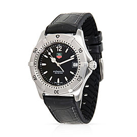 Tag Heuer Professional 2000 WK1110-0 Men's Watch in Stainless Steel