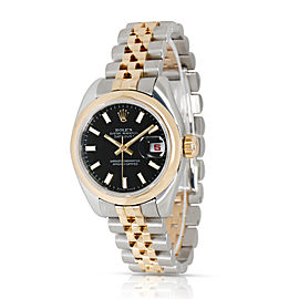 Rolex Datejust 179163 Women's Watch in 18kt Stainless Steel/Yellow Gold
