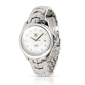 Tag Heuer Link WJF1317.BA0572 Women's Watch in Stainless Steel