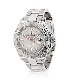 Rolex Yachtmaster 16622 Men's Watch in Stainless Steel/Platinum