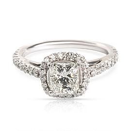 GIA Certified Radiant Diamond Engagement Ring in 14K White Gold I VS1 1.44 CTW