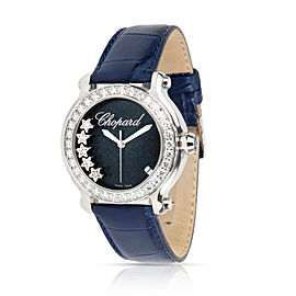 Chopard Happy Sport 150th Anniversary 278475-3021 Unisex Watch in Stainless Ste
