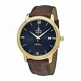 Omega De Ville Prestige Co-Axial Automatic Blue Dial Unisex Watch 424.53.40.20.0