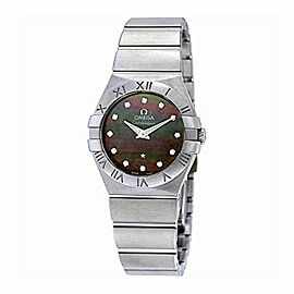 Omega Constellation Ladies Watch 123.10.27.60.57.003