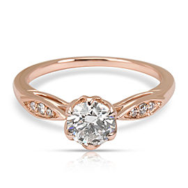 Brilliant Earth Diamond Engagement Ring in 14K Rose Gold G VVS1 0.75 CTW