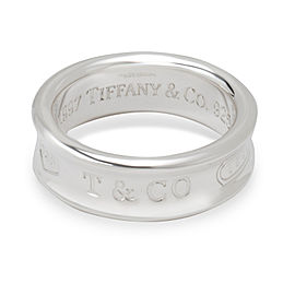 Tiffany & Co. 1837 Ring in Sterling Silver