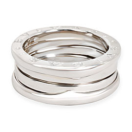 Bulgari B Zero One Ring in 18K White Gold